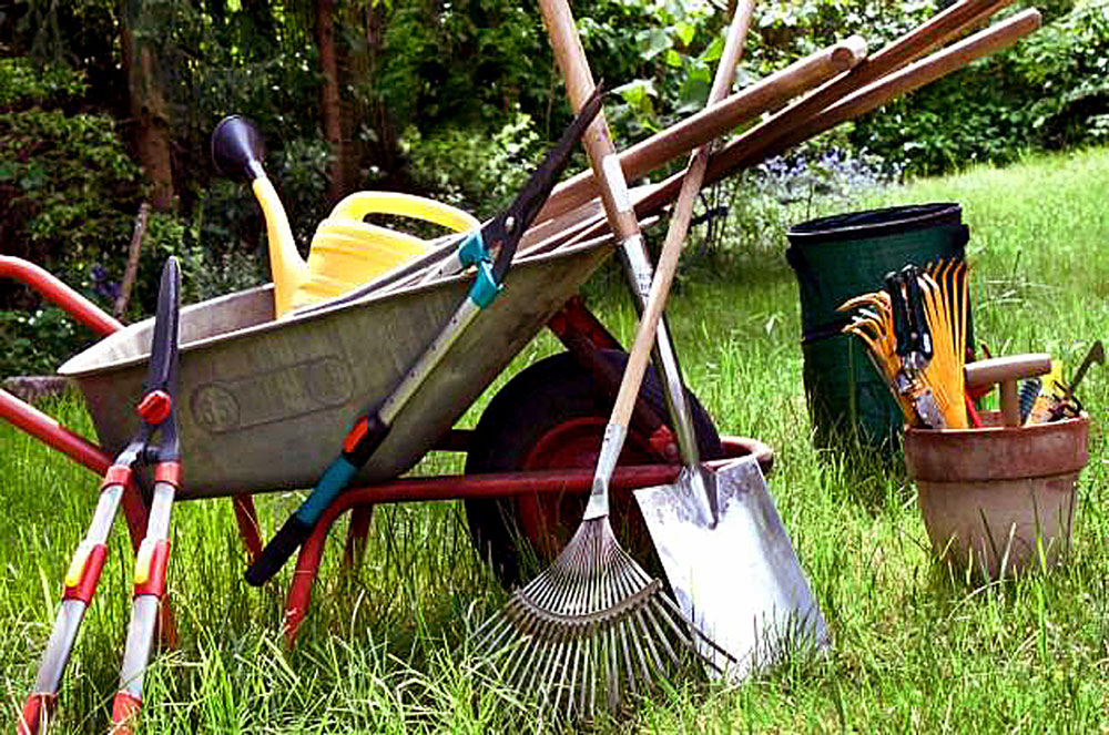 8 Gardening Tools For Beginners | Garden tools for gardnears