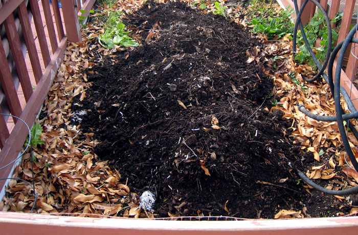Organic gardening | How to make Organic compost | Organic farming