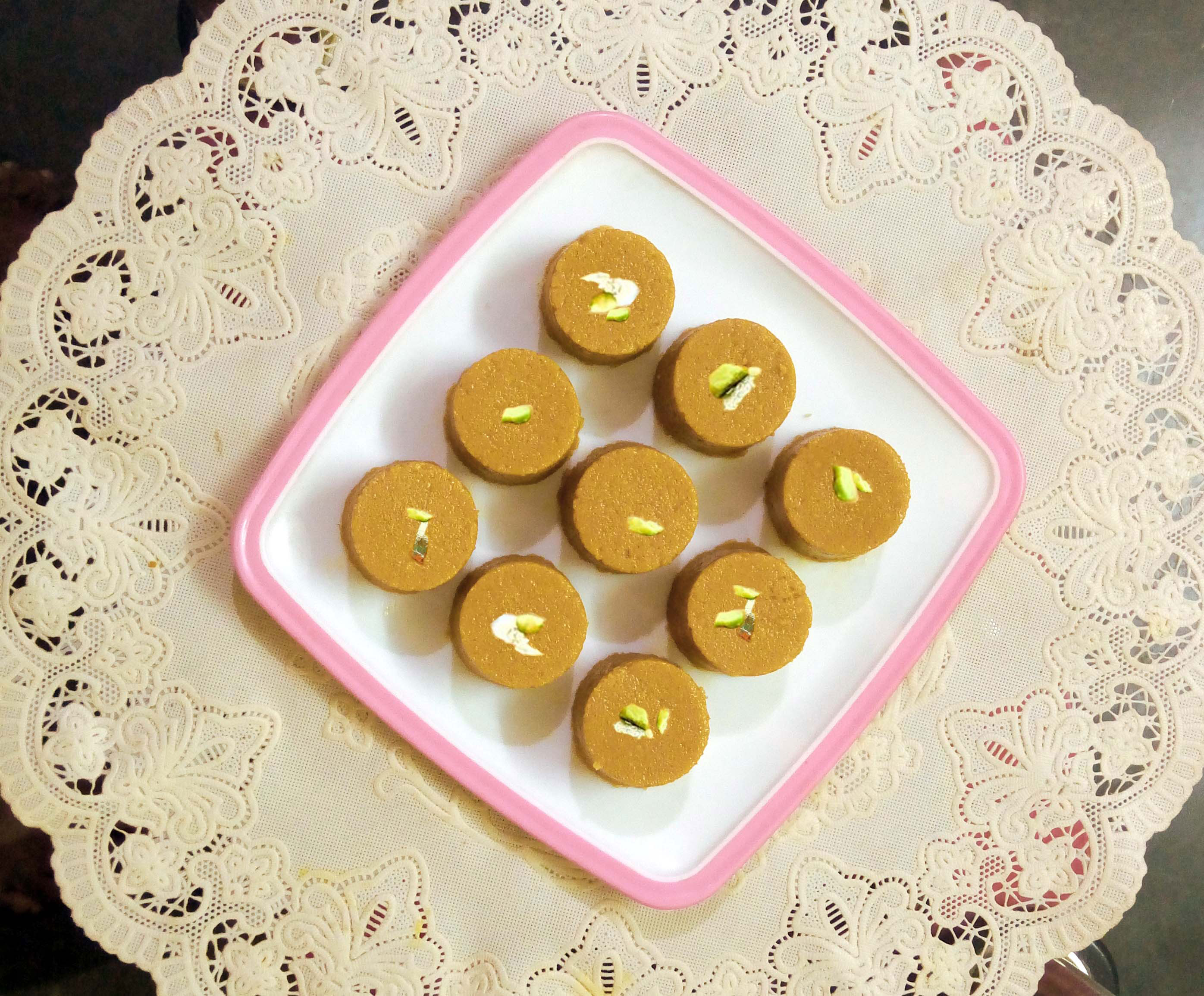 How to make Besan Ladoo | Besan Ladoo recipe | Nature Bring