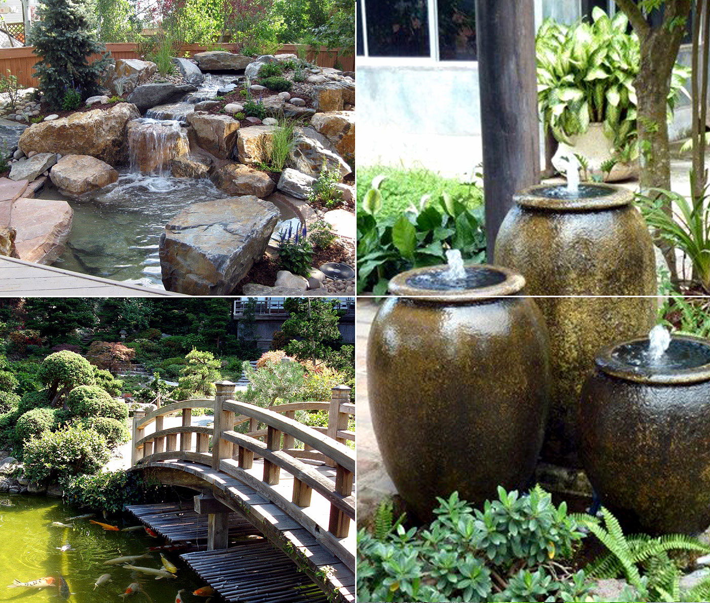 10 Stunning Water Features for your Garden | Nature Bring