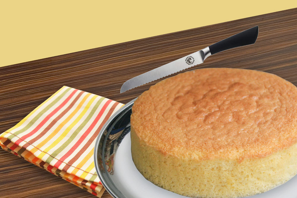 Make vanilla cake without eggs at your home | Nature Bring Recipe