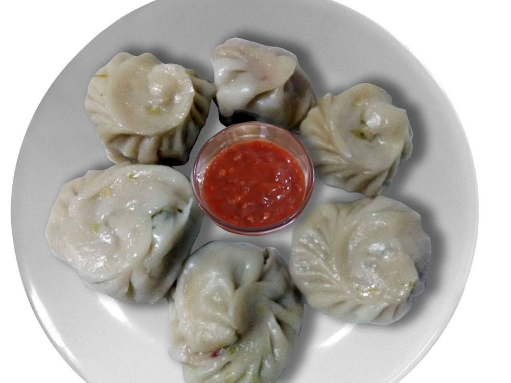 How to make Spicy Momos | Vegetable Momos Recipe