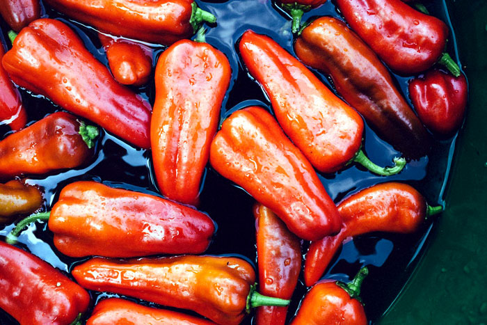 Red chillies Pickle