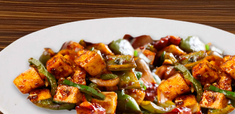 How to make a Chilli Paneer | Nature Bring recipe