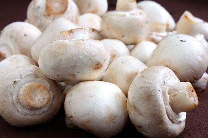 Mushroom Tikka