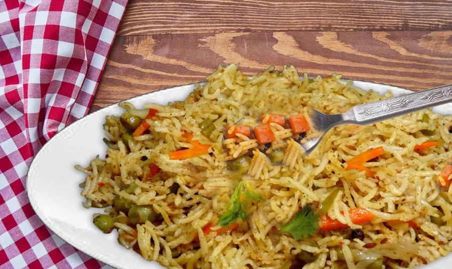 Vegetable Biryani | veg biryani | veg biryani recipe