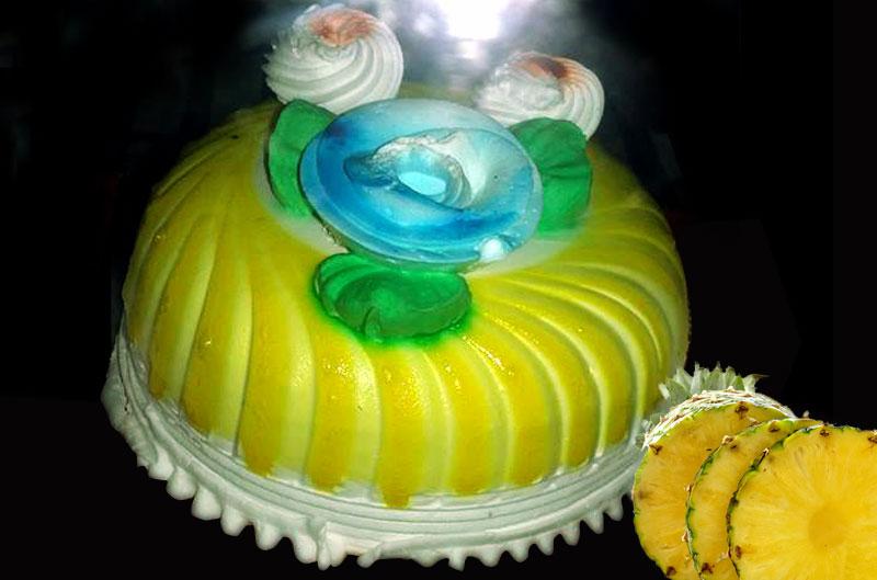 Pineapple cake   favorite flavor for kids