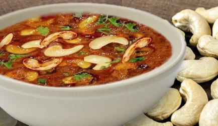 How to make Kaju Curry restaurant Style | Cashew Curry Recipe| Kaju Masala curry