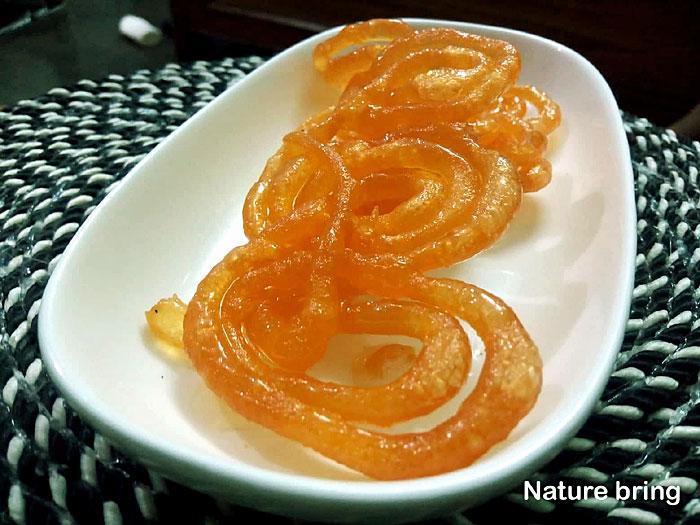 How to make Jalebi | Jalebi recipe at home | Nature Bring