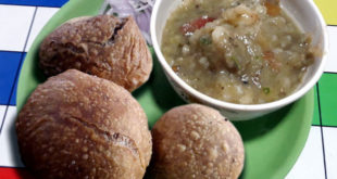 How to make Litti Chokha | Litti Chokha recipe | Nature bring